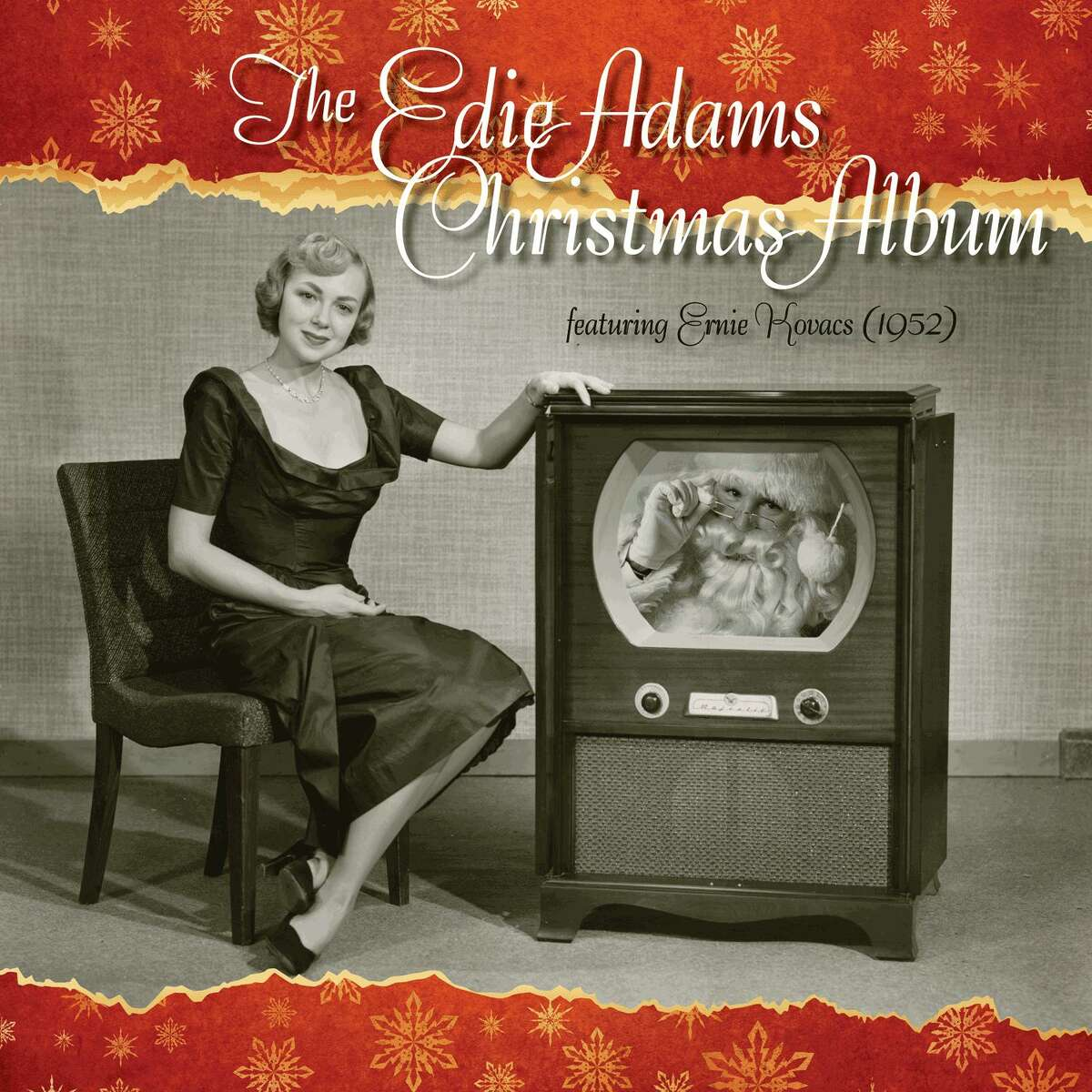 Music for the Edie Adams CD came from her collection.