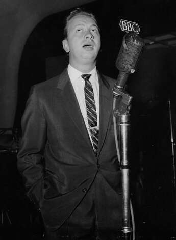 "Singer Mel Torme is closely associated with ""The Christmas Song."" Photo: Getty Images / Hulton Archive"