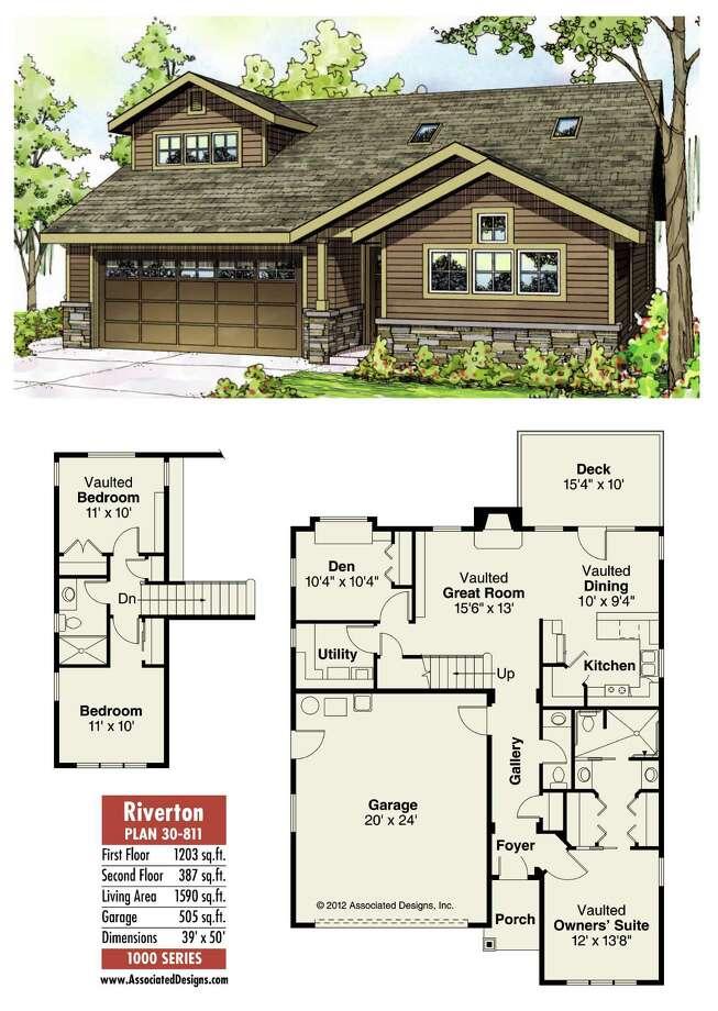 Riverton Plan 30-811