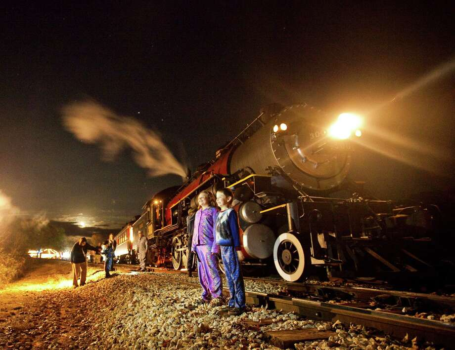 polar express steams through east texas houston chronicle