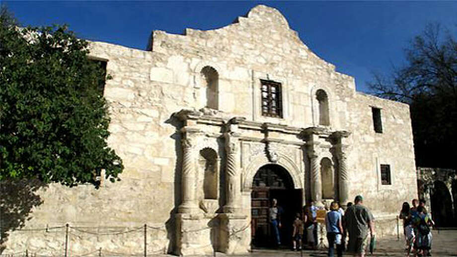 Remember the Alamo:Spend some of your last moments on earth reflecting on the Texas defenders.