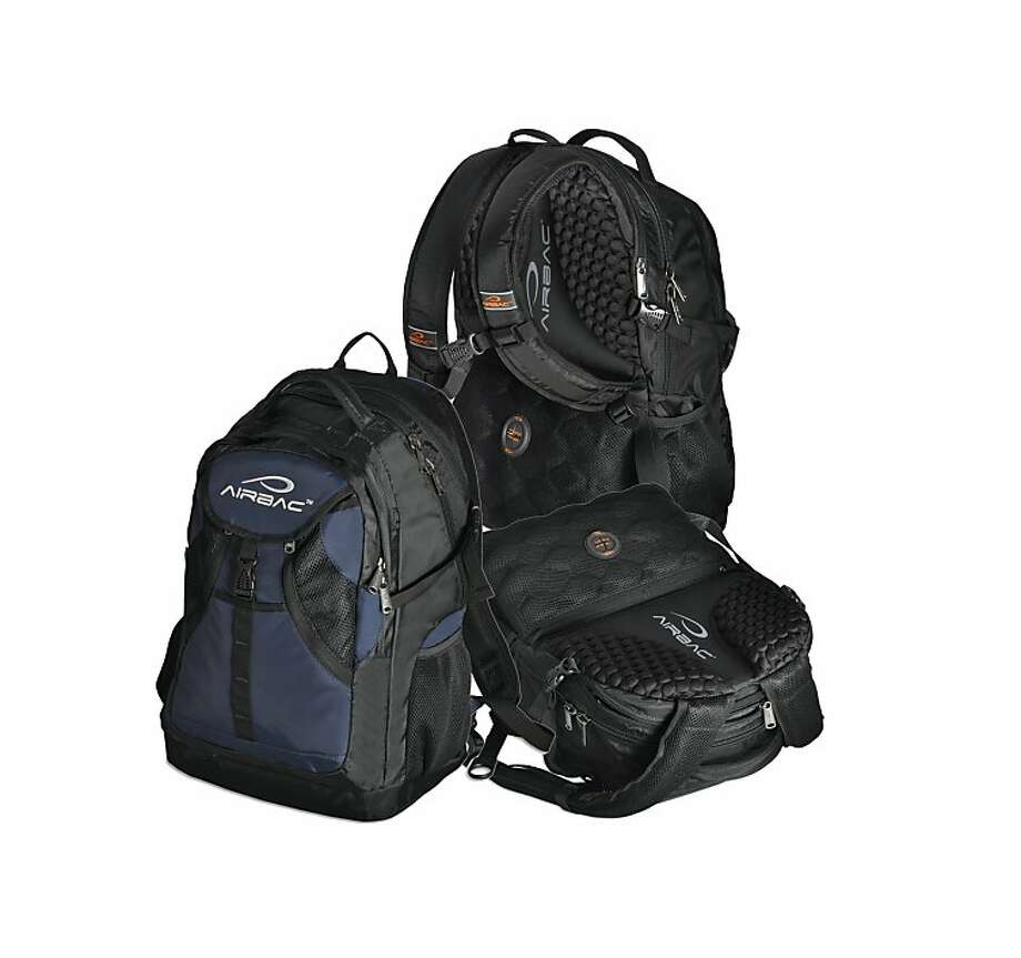 Airbac Backpack for travelers Photo: Airbac.com