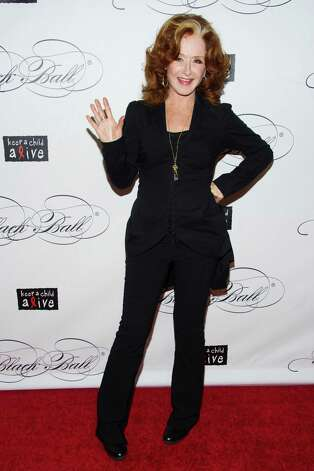 Bonnie Raitt attends Keep a Child Alive's ninth annual Black Ball on Thursday, Dec. 6, 2012 in New York. (Photo by Charles Sykes/Invision/AP) Photo: Charles Sykes