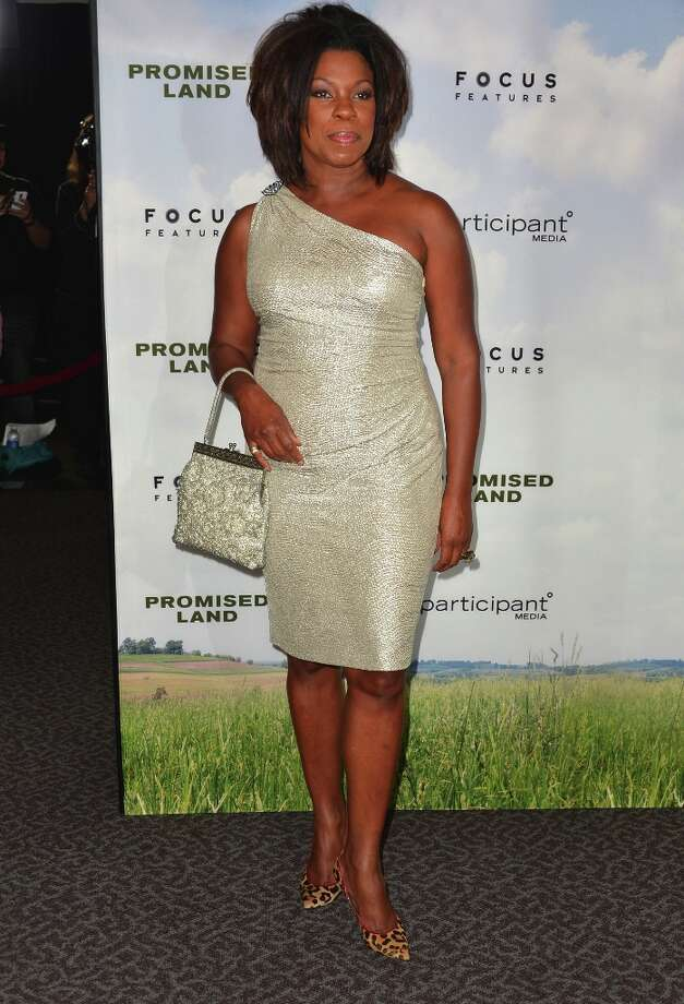 Actress Lorraine Toussaint arrives to the premiere of Focus Features' Promised Land at the Directors Guild Of America on December 6, 2012 in Los Angeles, California. Photo: Alberto E. Rodriguez, Getty Images / 2012 Getty Images