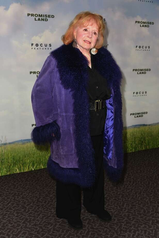 Actress Piper Laurie arrives to the premiere of Focus Features' Promised Land at the Directors Guild Of America on December 6, 2012 in Los Angeles, California. Photo: Alberto E. Rodriguez, Getty Images / 2012 Getty Images