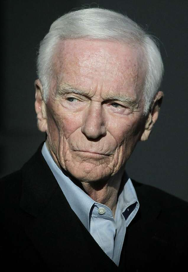 "Apollo 17 astronaut Eugene Cernan: ""I honestly believed it wasn't the end."" Photo: Kiichiro Sato, Associated Press"