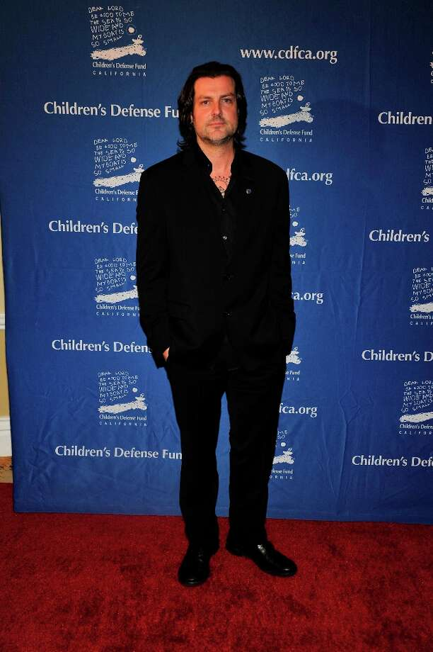 Robin diMaggio arrives for the Children's Defense Fund-California 22nd Annual Beat the Odds Awards at Beverly Hills Hotel on December 6, 2012 in Beverly Hills, California. Photo: Toby Canham, Getty Images / 2012 Getty Images