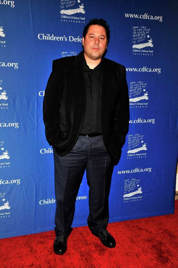 Greg Grunberg arrives for the Children's Defense Fund-California 22nd Annual Beat the Odds Awards at Beverly Hills Hotel on December 6, 2012 in Beverly Hills, California. Photo: Toby Canham, Getty Images / 2012 Getty Images