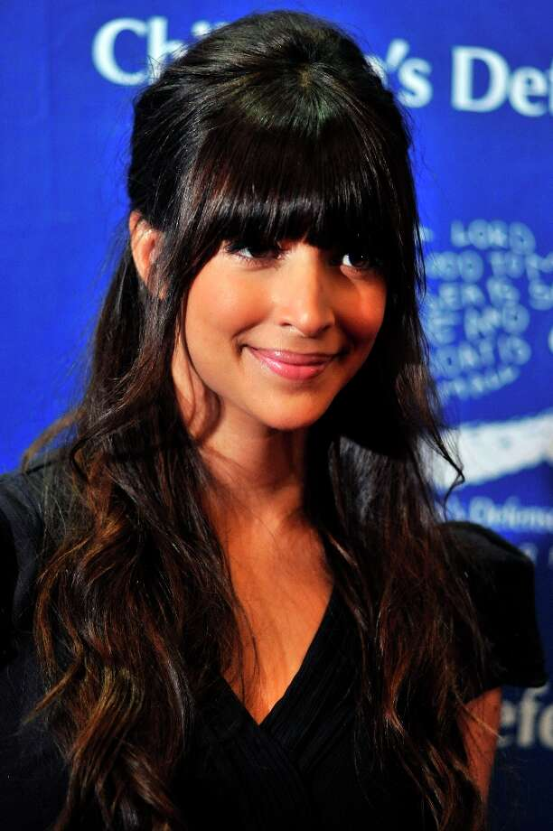Hannah Simone arrives for the Children's Defense Fund-California 22nd Annual Beat the Odds Awards at Beverly Hills Hotel on December 6, 2012 in Beverly Hills, California. Photo: Toby Canham, Getty Images / 2012 Getty Images