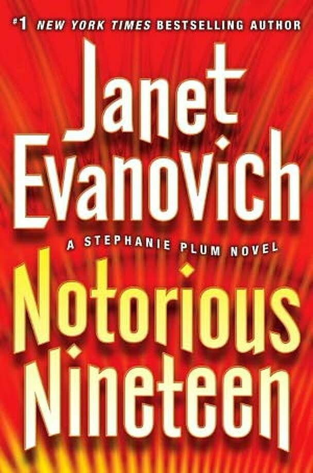 """""""Notorious Nineteen"""" by Janet Evanovich Photo: Xx"""