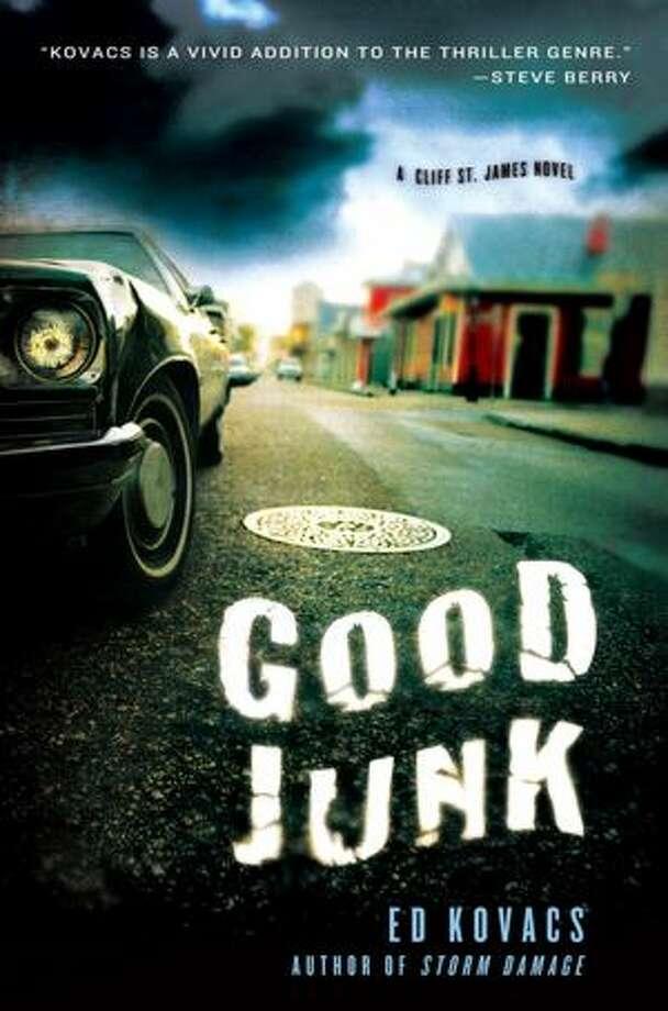 """Good Junk"" by Ed Kovacs Photo: Xx"