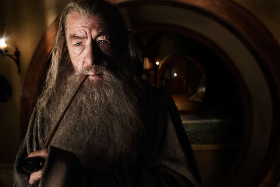 IAN McKELLEN as the Wizard Gandalf the Grey in the fantasy adventure €œTHE HOBBIT: AN UNEXPECTED JOURNEY, a production of New Line Cinema and Metro-Goldwyn-Mayer Pictures (MGM), released by Warner Bros. Pictures and MGM.