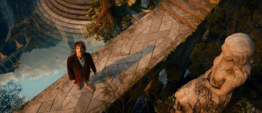 MARTIN FREEMAN as the Hobbit Bilbo Baggins in the fantasy adventure €œTHE HOBBIT: AN UNEXPECTED JOURNEY,€ a production of New Line Cinema and Metro-Goldwyn-Mayer Pictures (MGM), released by Warner Bros. Pictures and MGM.
