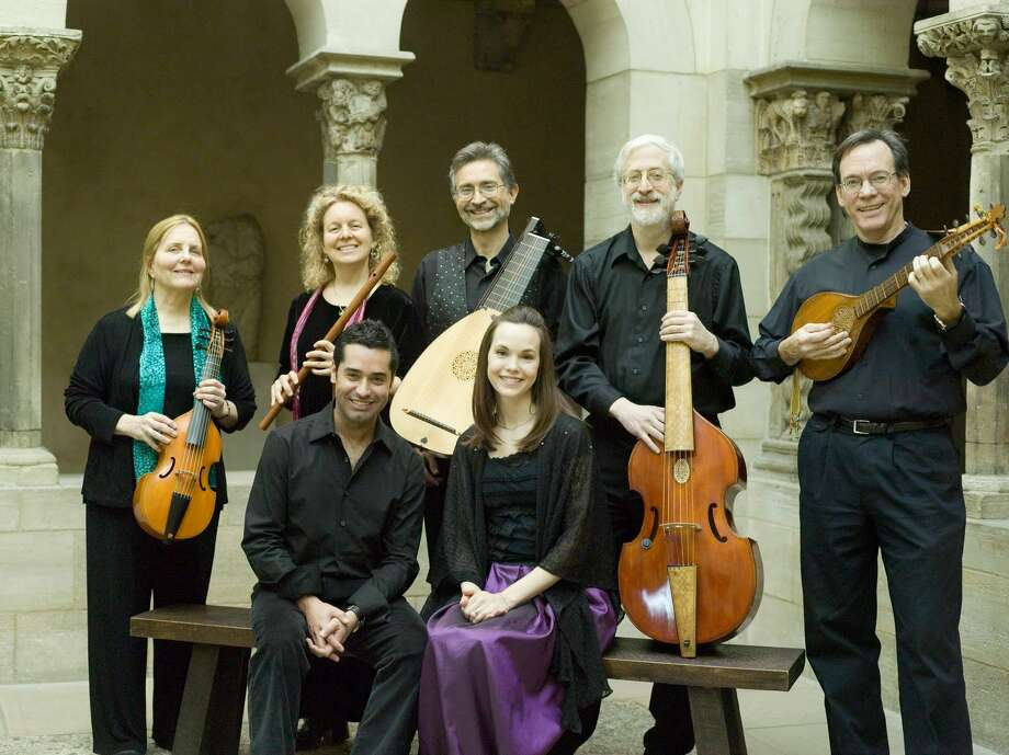 The Baltimore Consort, a medieval and renaissance music group, will perform Christmas standards at Christ Church Cathedral. Photo: Rile Arts