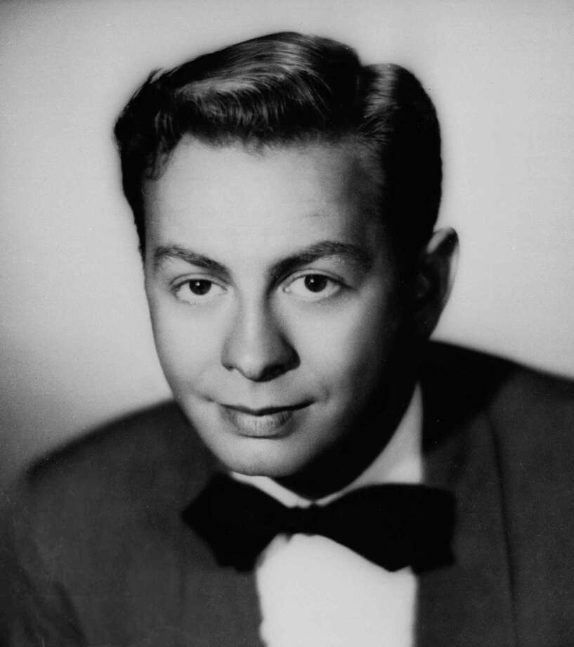 Mel Tormé Photo: HO / WILLIAM MORRIS AGENCY
