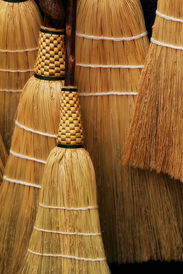 Norway - Hide the brooms In the old days, people believed witches came out on Christmas Eve to look for brooms to ride on so they hid them all ways possible.  Today Norwegian women still hide all brooms in their house before going to bed on Christmas Eve. (Photo by Rob Schenk/Flickr) Photo: Rob Shenk, Flickr