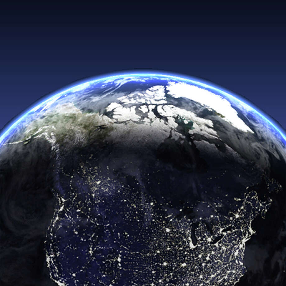 Living Earth HD — World Clock and Weather