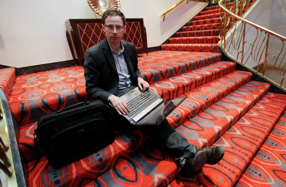 Both Nate Silver, above, who produces the 538 blog for the New York Times, and InTrade.com, based in the U.K., issued highly accurate election predictions. Photo: Nam Y. Huh, STF / AP