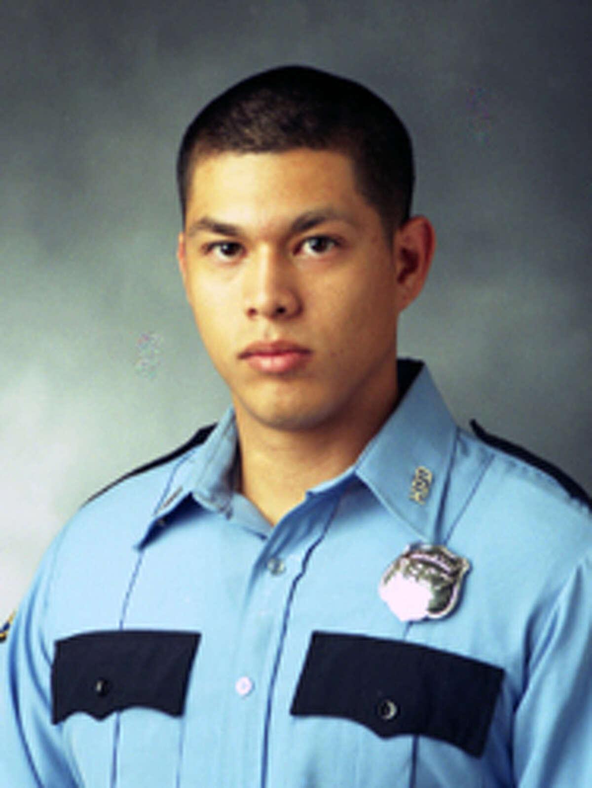 Christopher Zamora, 29,was a rising star at HPD.