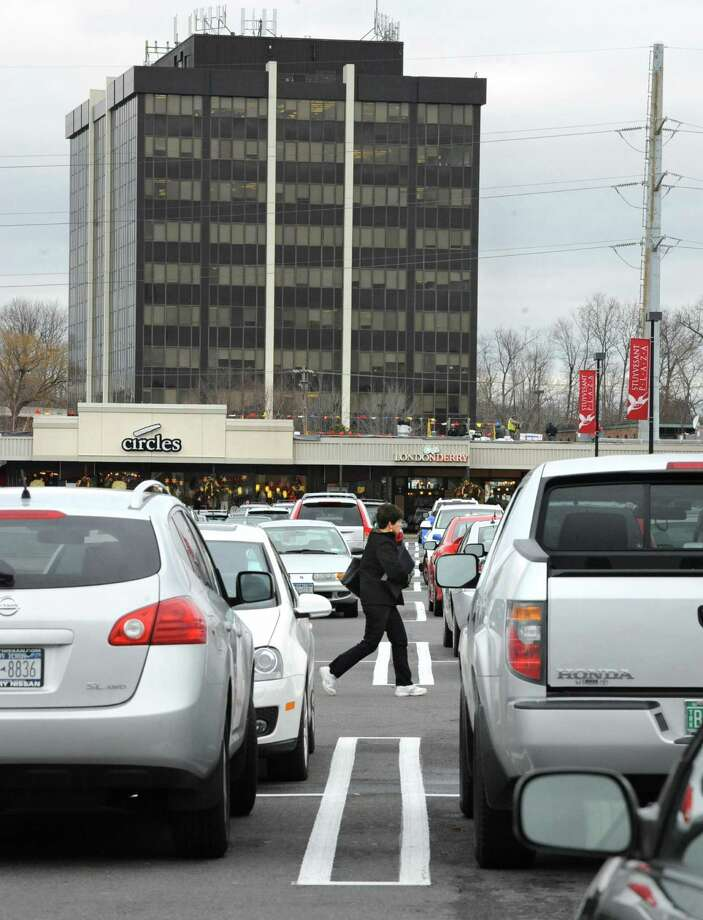 executive park Tower, near Stuyvesant Plaza, will no longer house Division of Criminal Justice Services employees. The Office for Information Technology will remain.  (Lori Van Buren / Times Union) Photo: Lori Van Buren