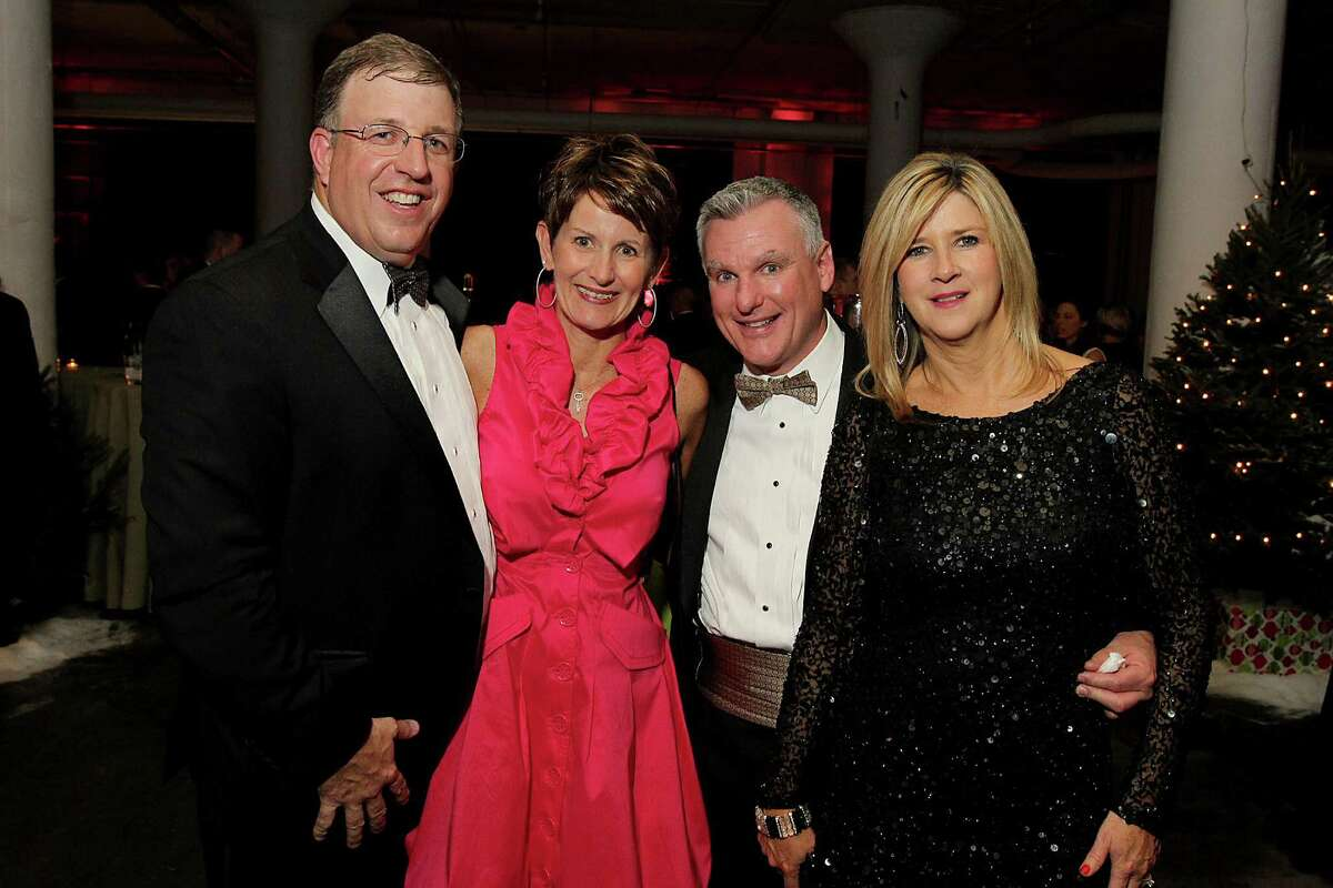 Were you Seen at the 29th annual Dancing in the Woods gala, a benefit for the Melodies Center for Childhood Cancer and Blood Disorders at the Children's Hospital at Albany Medical Center, on Friday, Dec. 7, 2012, at the Riverview Center in Menands?