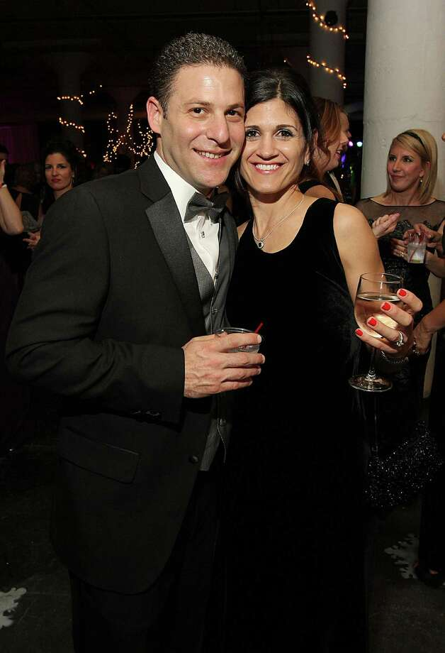 Were you Seen at the 29th annual Dancing in the Woods gala, a benefit for the Melodies Center for Childhood Cancer and Blood Disorders at the Children's Hospital at Albany Medical Center, on Friday, Dec. 7, 2012, at the Riverview Center in Menands? Photo: Joe Putrock/Special To The Times Union