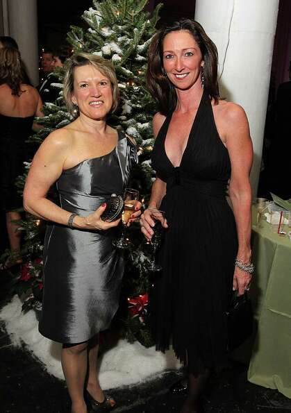 Were you Seen at the 29th annual Dancing in the Woods gala, a benefit for the Melodies Center for Ch