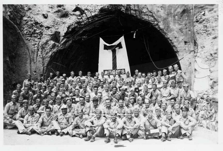 MUSTER/MILITARY SERVICE:Here the Aggies gather to honor the World War II dead from the Philippines, the most famous Aggie Muster. The school has a long tradition of supplying the armed forces with top officers. Photo: Texas A&M / Handout