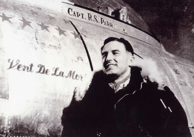 Ralph Parr, one of the most decorated aviators in American history, flew fighter planes in World War II, the Korean War and the Vietnam War. Photo: COURTESY PHOTO
