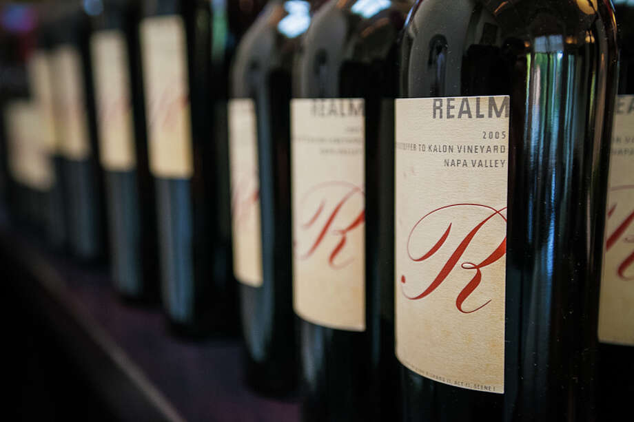 Featured vintner: Juan Mercado of Realm Cellars. (Creel Films)