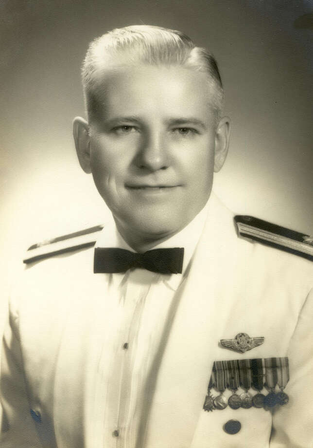 William Jones navigated on 35 missions in World War II and 55 more over Vietnam. Photo: Courtesy Photo
