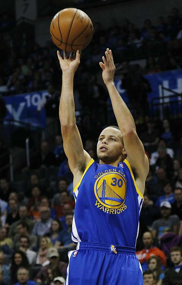 Stephen Curry Photo: Sue Ogrocki, Associated Press