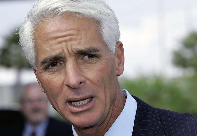 Charlie Crist will consider another run for governor. Photo: Alan Diaz, Associated Press