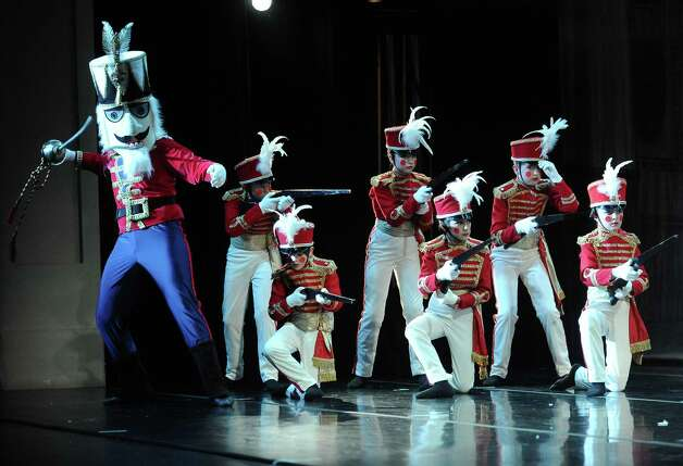 "The Beaumont Civic Ballet presented the holiday ballet, ""The Nutcracker,"" at the Julie Rogers Theatre on Saturday, December 8, 2012.  There will be another public presentation on Sunday, December 9, 2012 at 2:30 P.M. Photo taken: Randy Edwards/The Enterprise Photo: Randy Edwards"