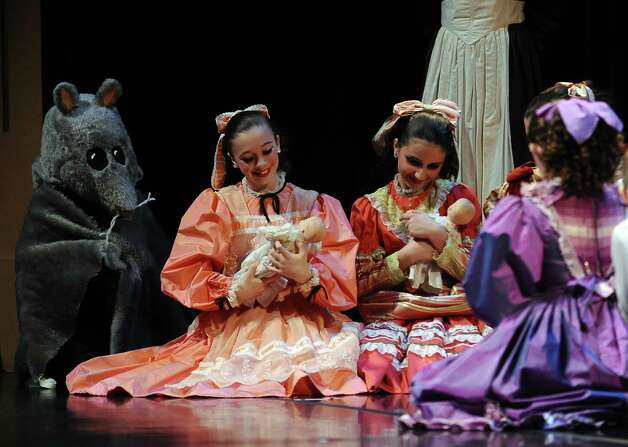 "The Beaumont Civic Ballet presented the holiday ballet, ""The Nutcracker,"" at the Julie Rogers Theatre on Saturday, December 8, 2012.  There will be another public presentation on Sunday, December 9, 2012 at 2:30 P.M. Photo taken: Randy Edwards/The Enterprise"