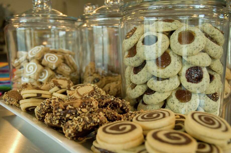 Lily's Cookies, 2716 McCullough Ave., 210-832-0886, is featuring decorated shortbread and gingerbread Christmas cookies as well as 14 varieties of home-style cookies, such as chocolate chip, iced lemon, double chocolate pecan, rosemary shortbread and more. In addition, it will offer brownies, lemon bars, pecan pie bars and Hello Dolly bars. Cookies available to be individually wrapped. lilyscookies.com Photo: Courtesy Photo