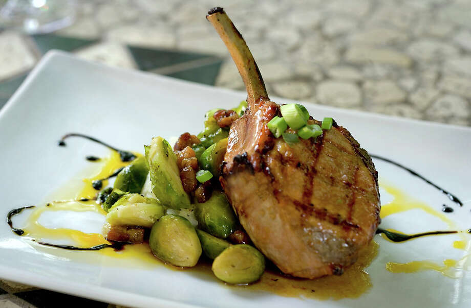 Las Ramblas at the Hotel Contessa: 306 West Market St. (210) 229-9222