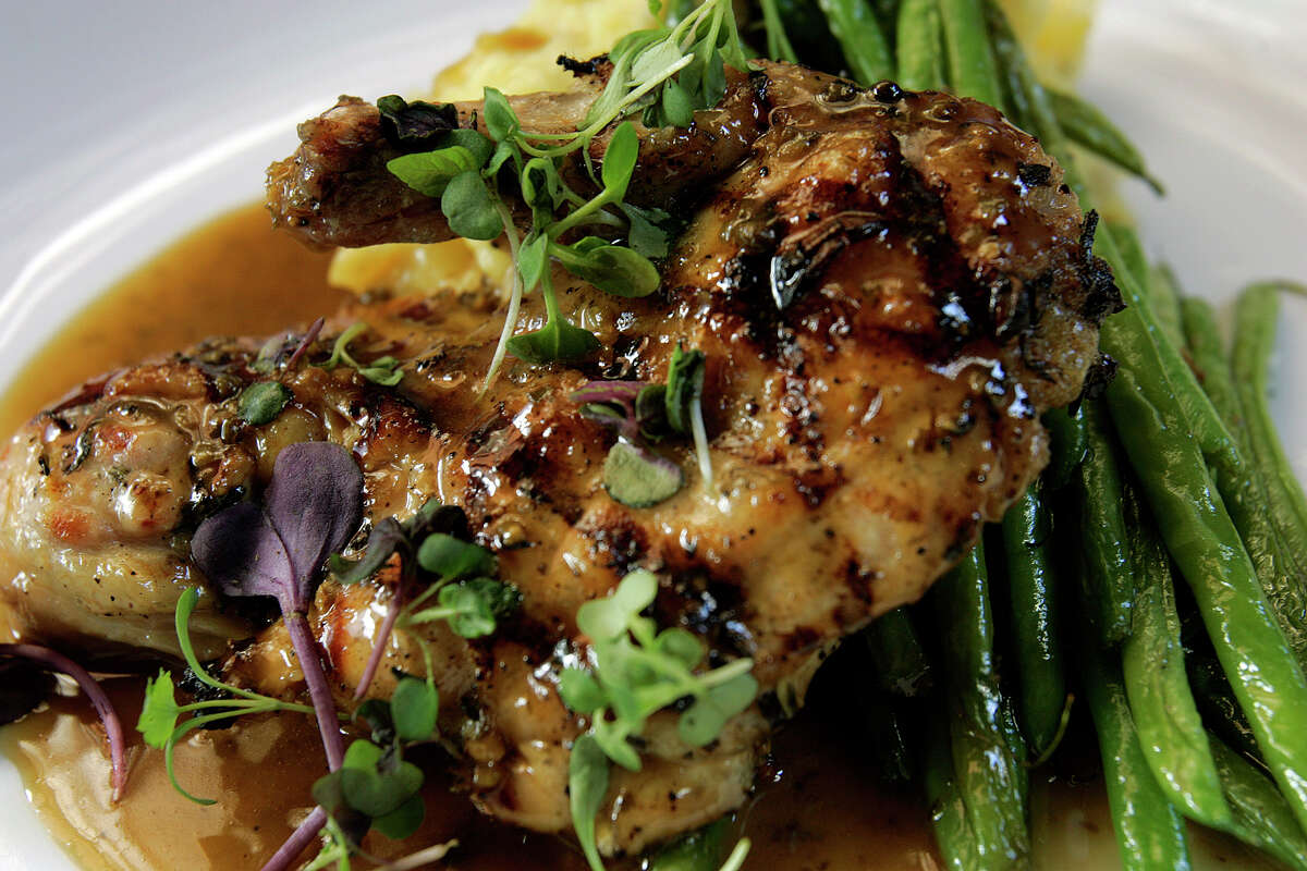 20Nine Restaurant and Wine Bar: 255 E. Basse Road, Suite 940, 210-867-8769, 20ninewine.com, is offering a four-course dinner, 5-11 p.m. $69. Meal features melon banderillas; choice of Caesar salad, the wedge or clam chowder; choice of Gulf snapper, cast-iron rib-eye, duck breast or pork chop; and choice of countdown cake, Champagne and strawberry shortcake or tart.