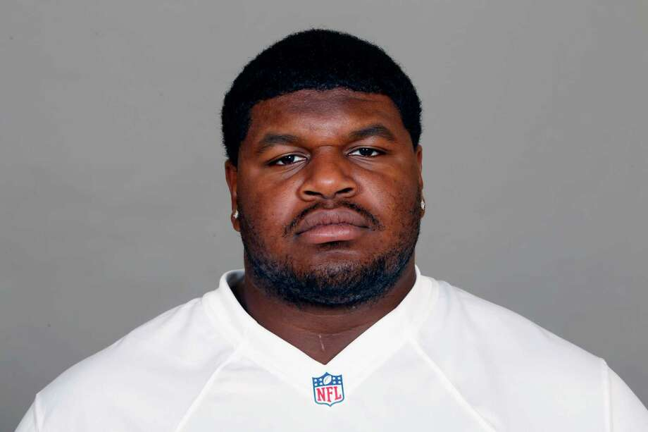 FILE - In this 2012 file photo, Josh Brent of the Dallas Cowboys NFL football team is shown. Brent is facing an intoxication manslaughter charge after a one-vehicle accident that killed teammate Jerry Brown, a member of the team's practice squad. Irving police spokesman John Argumaniz said the accident happened about 2:20 a.m. in Saturday, Dec. 7, 2012, in the Dallas suburb. (AP Photo/File) Photo: Uncredited, FRE / NFLPV AP
