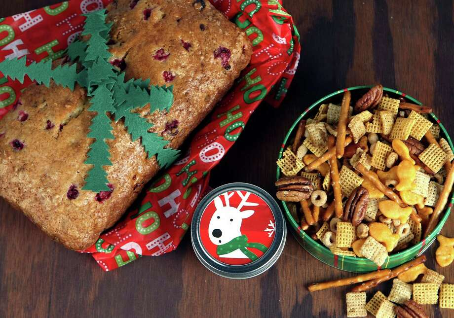 Put your kitchen to good use this holiday season. Unless you have a fabulous recipe for fruitcake (and if you do, we want to see it), try gifting one of these six simple treats to anyone on your list. Need some festive packaging? Click here to download our holiday gift tags and decorations. Words by Jessica Elizarraras, jelizarraras@express-news.net Photo: Helen L. Montoya, San Antonio Express-News / San Antonio Express-News
