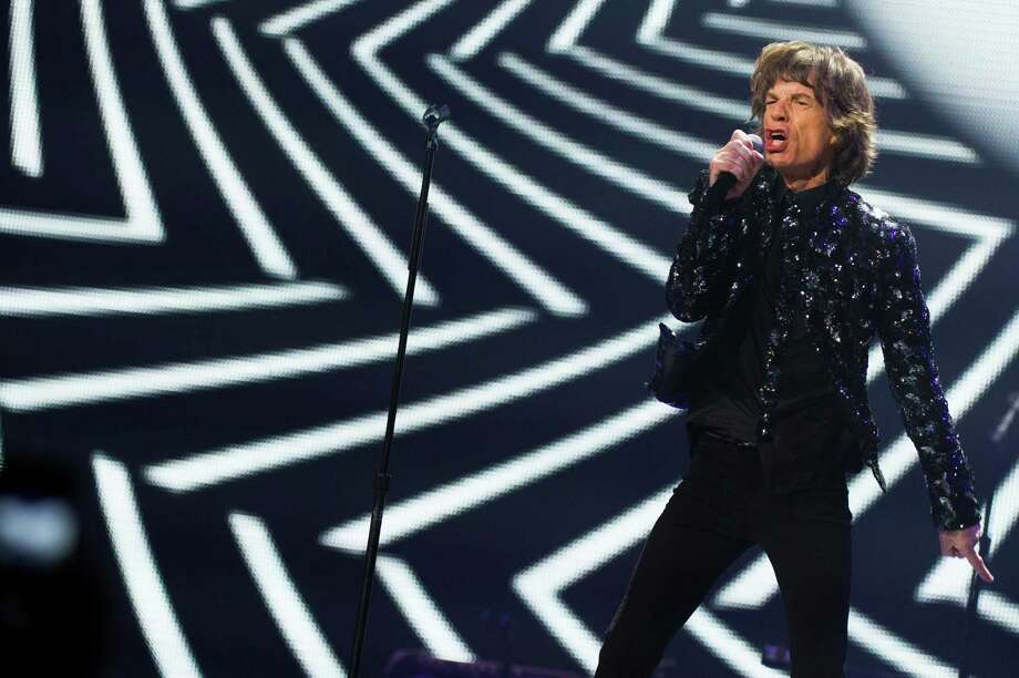 Mick Jagger of The Rolling Stones performs in concert on Saturday, Dec. 8, 2012 in New York. Photo: Charles Sykes, Charles Sykes/Invision/AP / Invision