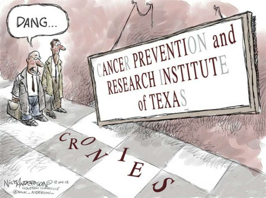 Malignant (Nick Anderson / Houston Chronicle)