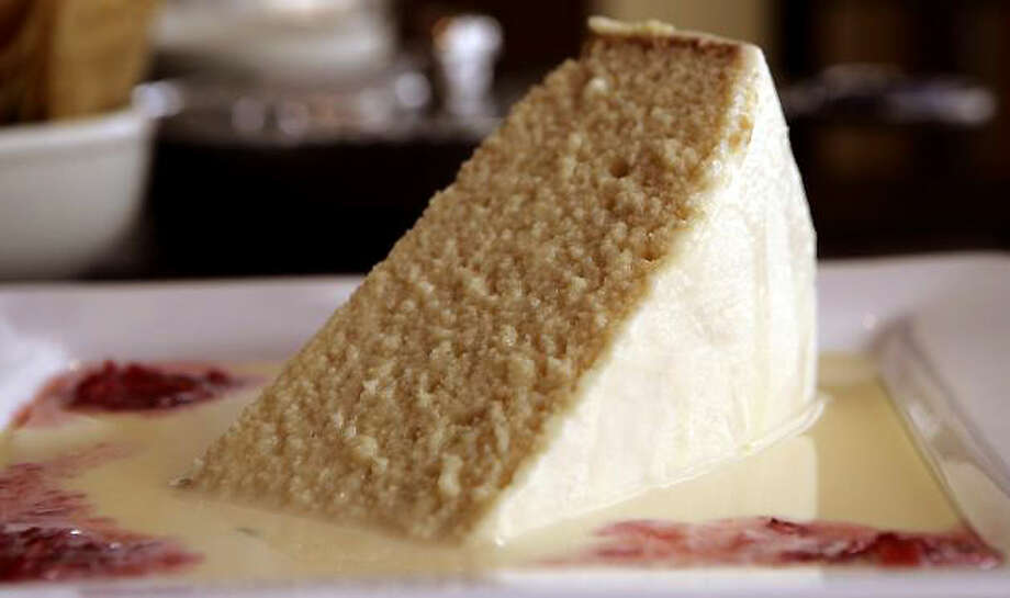 Those looking for a sugar rush in San Antonio can order tres leches cake. The dessert is a sponge cake soaked in three kinds of milk: evaporated milk, condensed milk and whole milk. Tres leches cake is popular in popular in parts of Latin America.