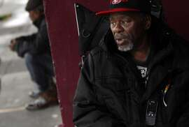"William Locke, who is in a wheelchair, wears his cell phone around his neck and says he could really use the money he would save with low-cost/free cell phone plan as he is homeless and living at the Multi-Services Center in San Francisco, Calif., on Thursday, November 29, 2012. Bevan Dufty is trying to get free/low-cost cell phones for the homeless in San Francisco so they can keep better connected to services and support systems like family and friends. The program, much like the lifeline"" rates for seniors, is facing some legal problems, and Dufty is pushing everyone from the PUC on down to make the program happen."