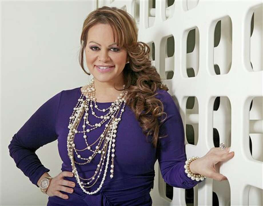 In this March 8, 2012, file photo, Mexican-American singer and reality TV star Jenni Rivera poses during an interview in Los Angeles. Mexican authorities confirmed that the plane in which Rivera was traveling disappeared early Sunday, Dec. 9, 2012, after leaving the Mexican northern city of Monterrey where she performed in concert on Saturday night. Photo: Reed Saxon, Associated Press / AP2012