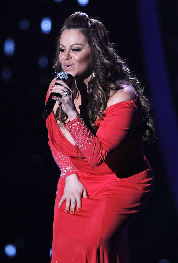 The ABC television network was developing a sitcom, starring singer Jenni Rivera, as a strong-willed Latina single mother. Photo: Lynne Sladky, Associated Press