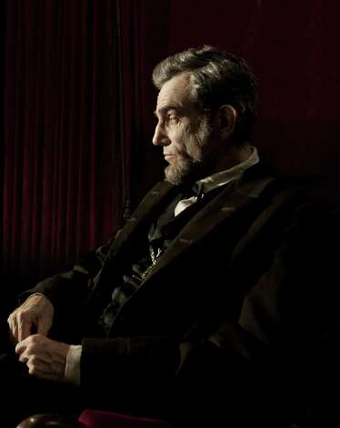 "Best actor contender, Daniel Day-Lewis in ""Lincoln"": Not only is his nomination assured but a win has the feel of inevitability. Photo: David James, Disney-DreamWorks II / 20th Century Fox / Disney-DreamWorks II"