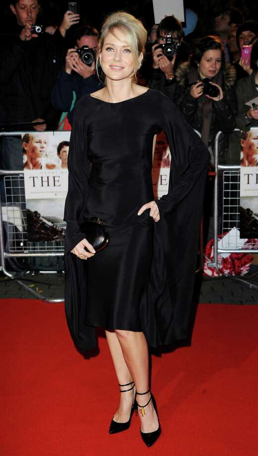 "Best actress contender, Naomi Watts in ""The Impossible"": Playing a victim of the 2004 tsunami, she emotes more than her likely fellow nominees and so has become the front-runner in a probable race.  Photo: Watts attends the UK charity premiere of ""The Impossible"" at BFI IMAX on Nov. 19, 2012, in London.