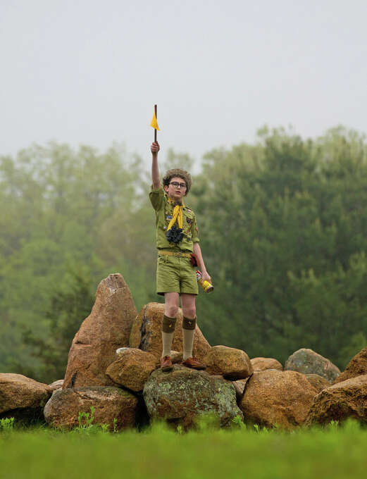 """And don't forget ... Best picture contender, """"Moonrise Kingdom"""": The breakout hit in the indie world might just make the cut.  Photo: Jared Gilman is shown in a scene from """"Moonrise Kingdom."""" Photo: Niko Tavernise, Focus Features / Focus Features"""