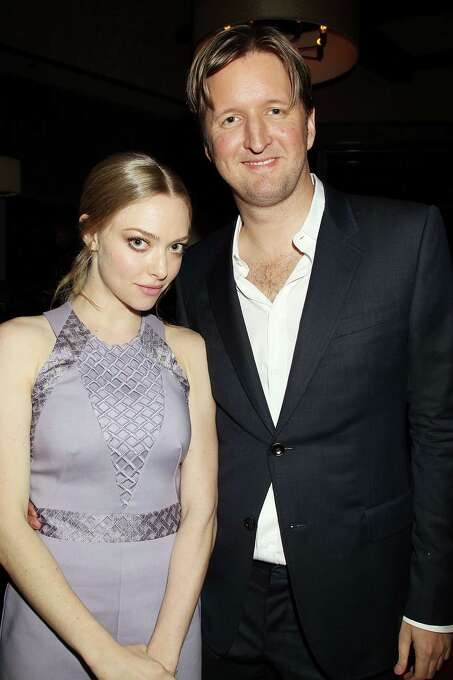 "Best director contender, Tom Hooper for ""Les Misérables"" Photo: Actress Amanda Seyfried and Hooper at the after party for a tastemaker screening of Universal Pictures' ""Les Miserables,"" in New York on Dec. 2, 2012. Photo: Dave Allocca, Starpix / STARPIX"